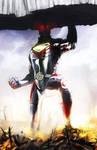 -- Man of Steel --