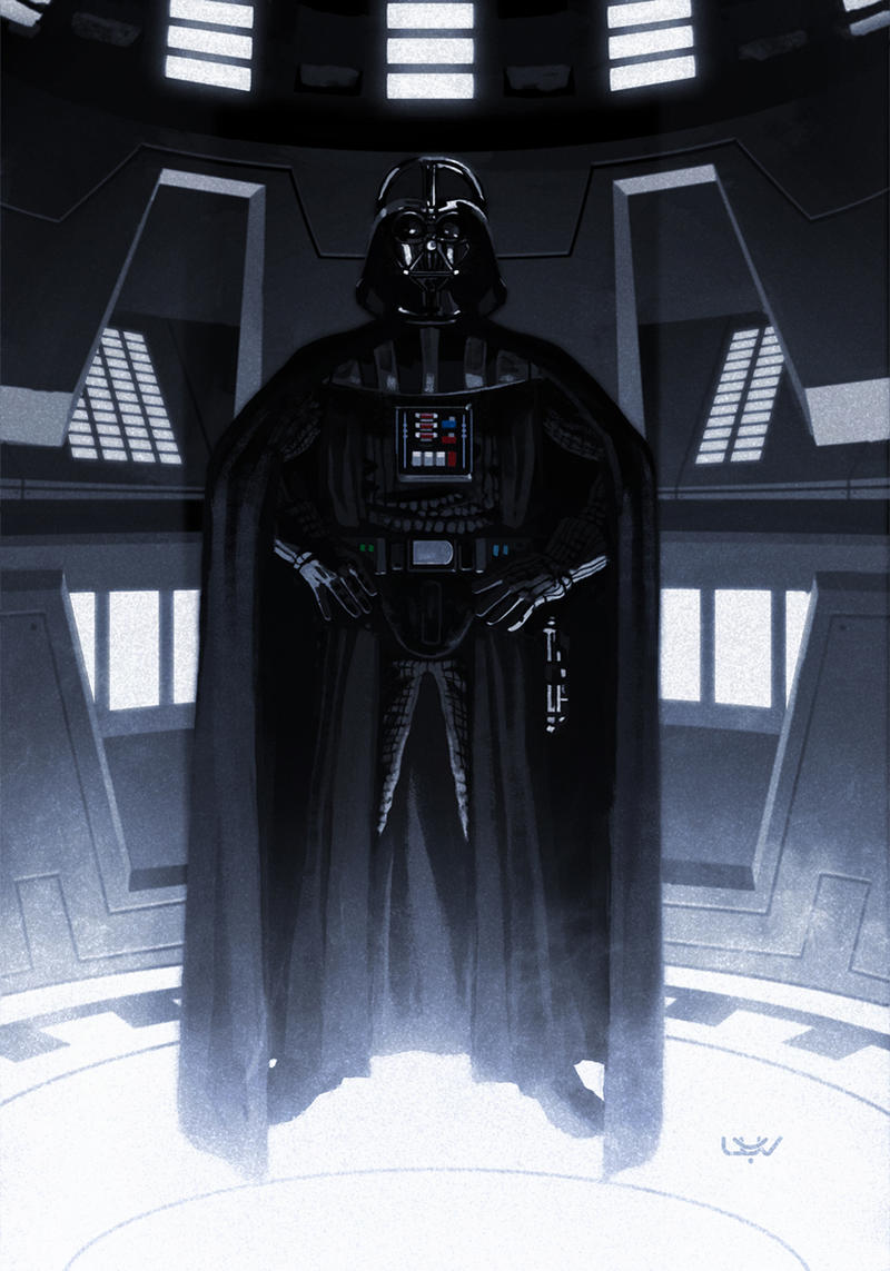 -- Lord Vader -- by wyv1