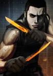 -- O Range Knives --