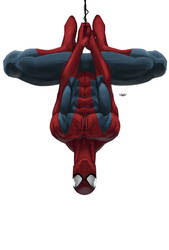 -- Spiderman -- by yvanquinet