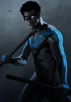 -- Nightwing --