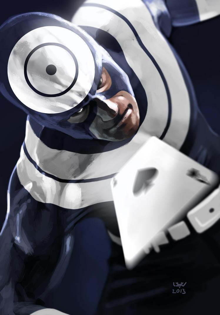-- Bullseye 2.0 -- by wyv1