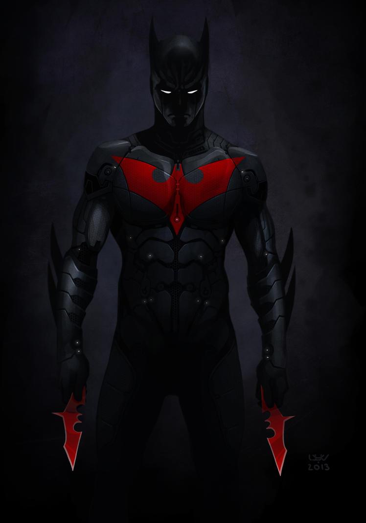 Batman Beyond by wyv1