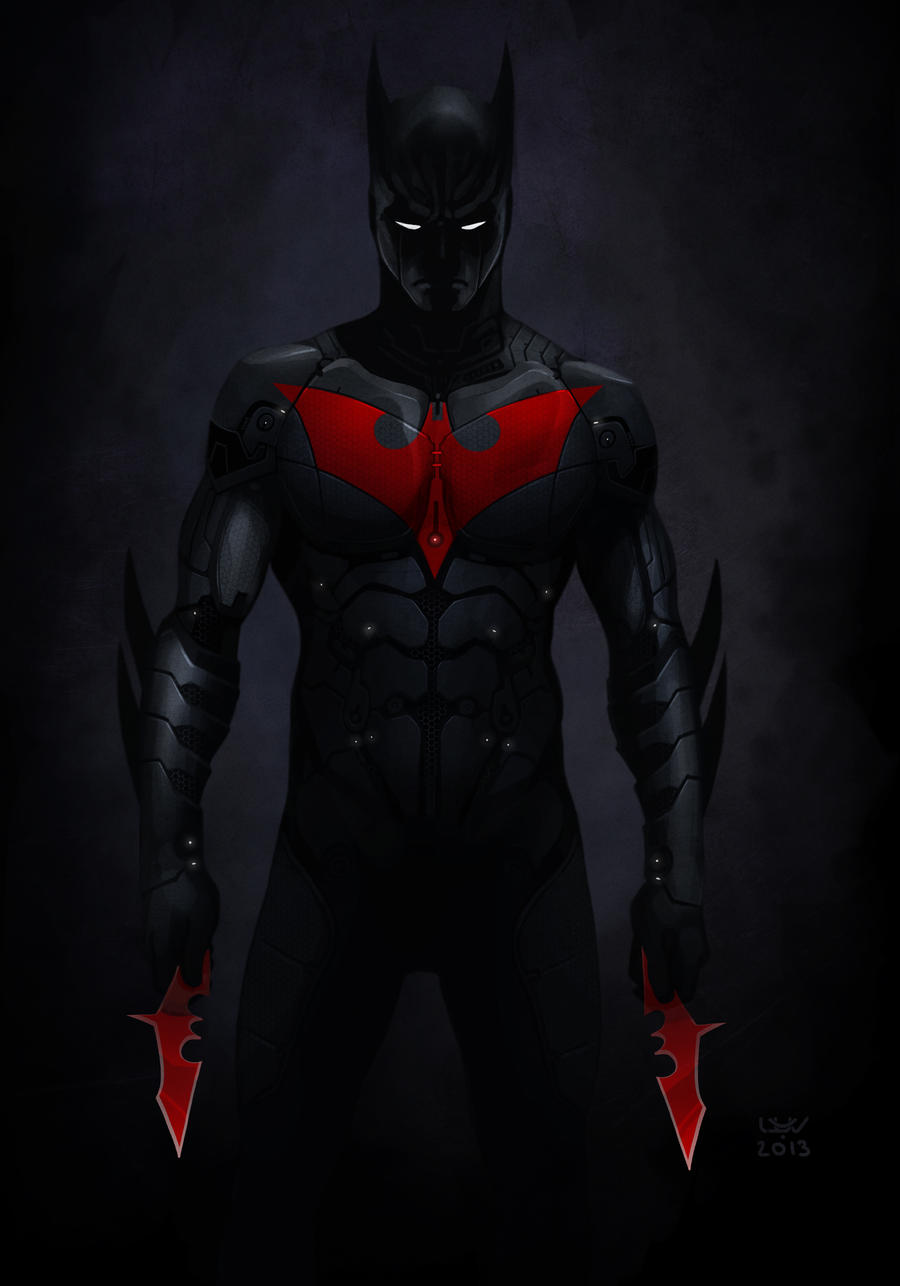 Five Reasons a Batman Beyond Movie Would Be Awesome ...