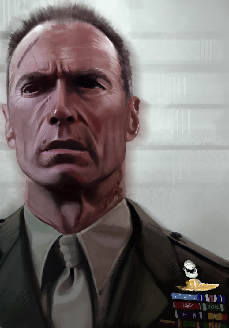 -- Heartbreak Ridge -- by wyv1