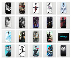 -- Wyv Galaxy S4 Cases -- by yvanquinet
