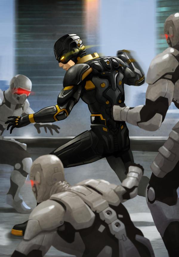 -- Titan - Guardian Comics -- by wyv1