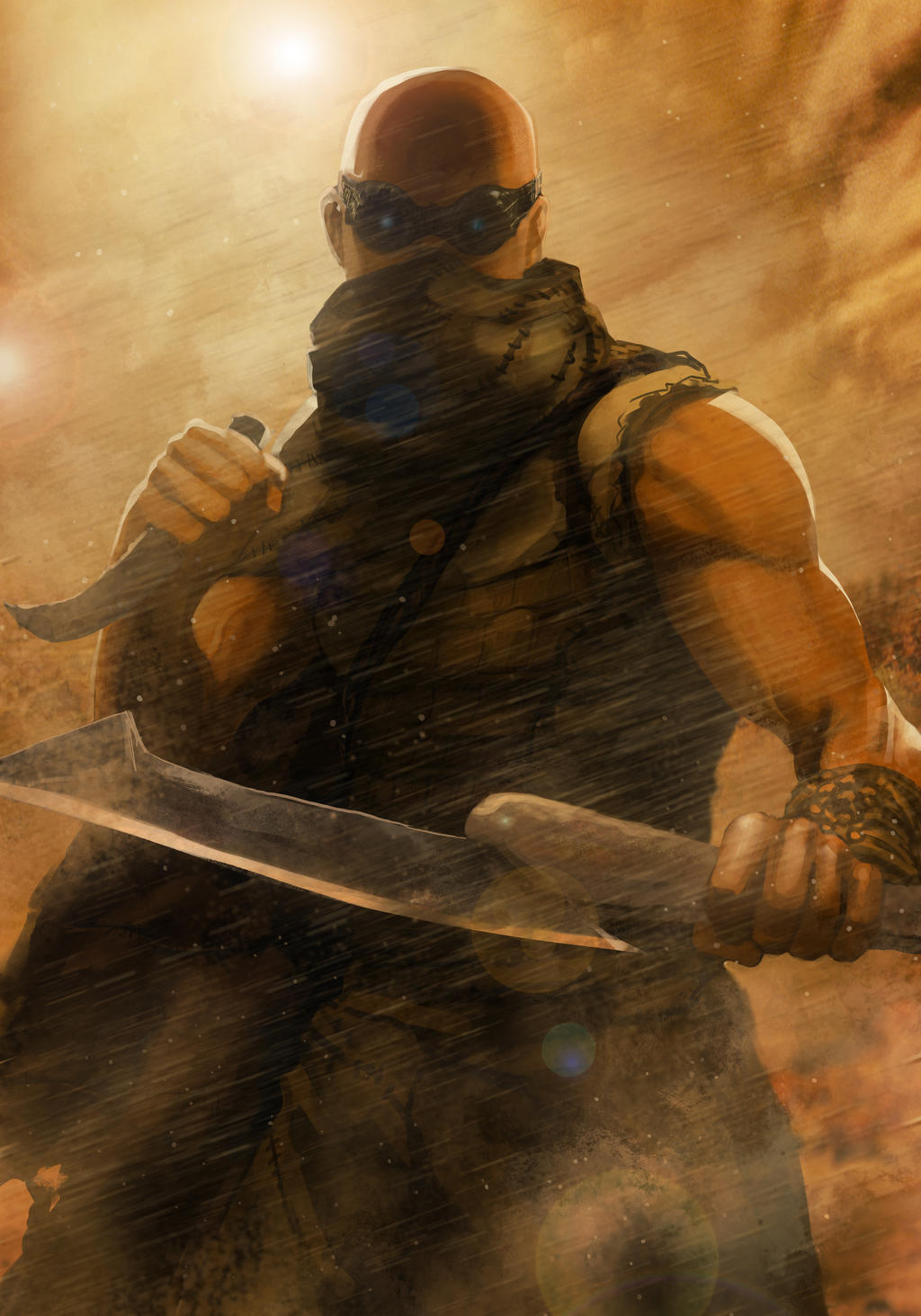 -- Riddick -- by wyv1