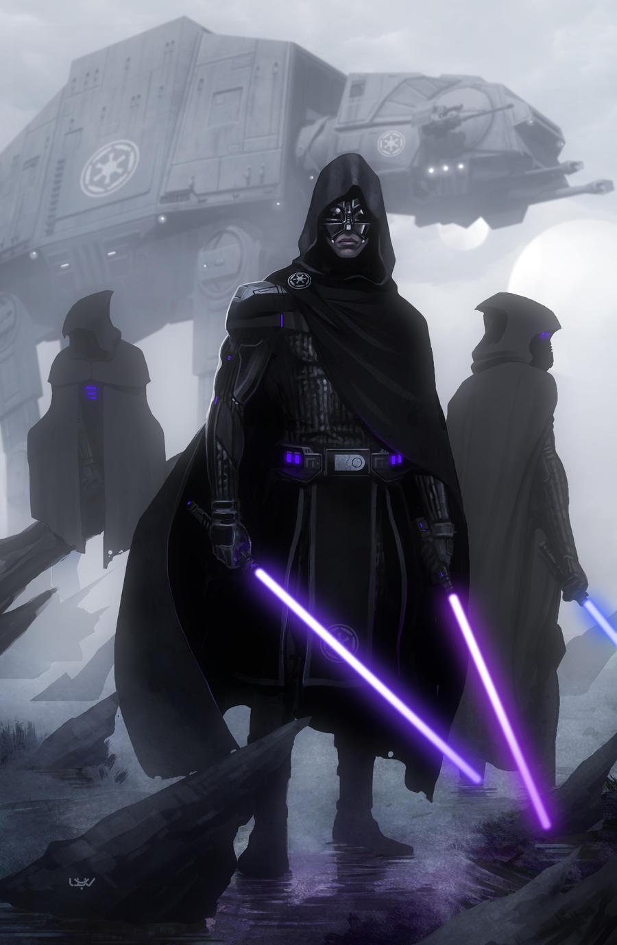 -- Jedi Hunters -- by wyv1