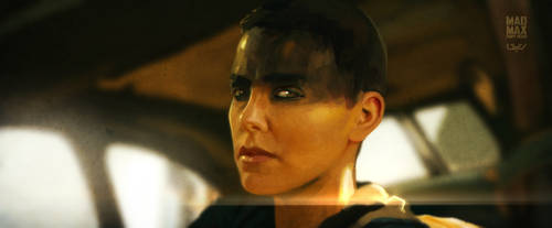 -- Furiosa -- by yvanquinet