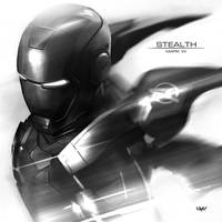-- Mark 7 Stealth -- by yvanquinet