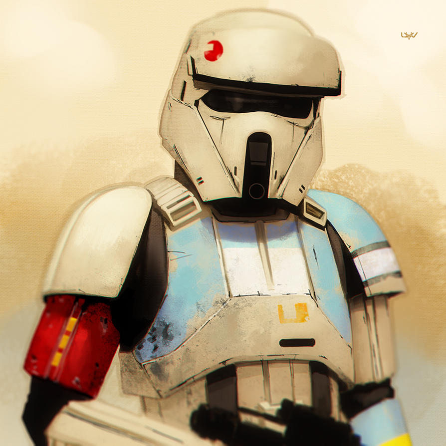-- Shoretrooper -- by wyv1