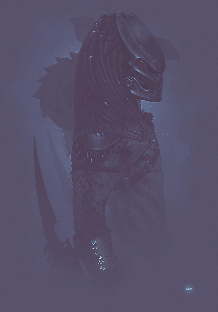 -- Predator 02 -- by yvanquinet