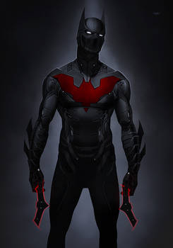 -- Batman Beyond 2.0 --