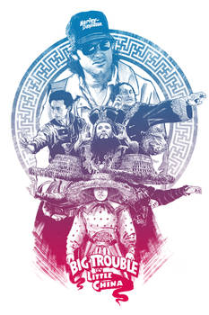 -- Big trouble in little China --