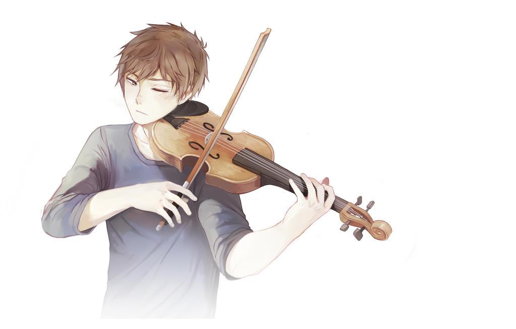 :Violin: by Nacura-G