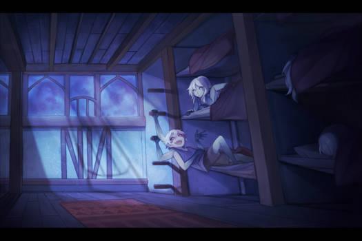 :night birds:
