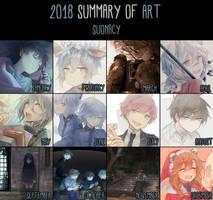 :Summary of Art - 2018: