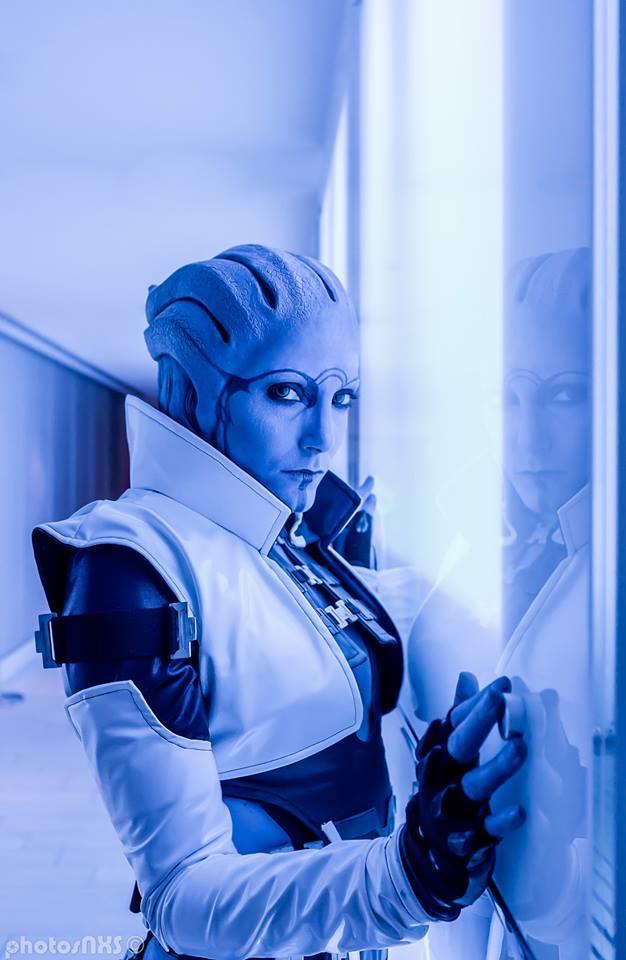 Omega Blue by AyameFeitom
