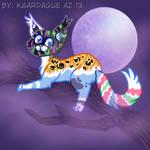Meow UWU by kaardague