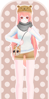 [MMD] Yumi Outfit 1