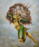 Rogue supports love - Final by BlackAngel-Diana