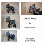 MLP Custom - Death Pony