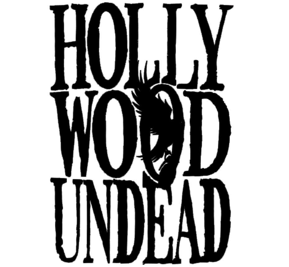 Hollywood Undead Logo for T-Shirt by Hundeader