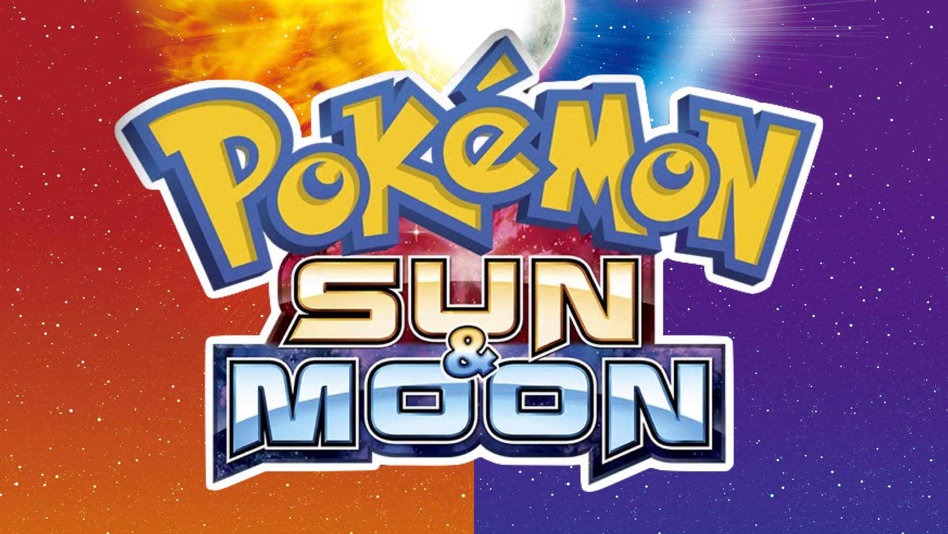 Pokemon Sun And Moon Wallpaper: Pokemon Sun And Moon Wallpaper By ZachaRicO On DeviantArt