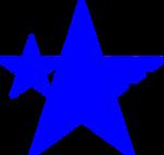 Resistance Emblem (Blue)