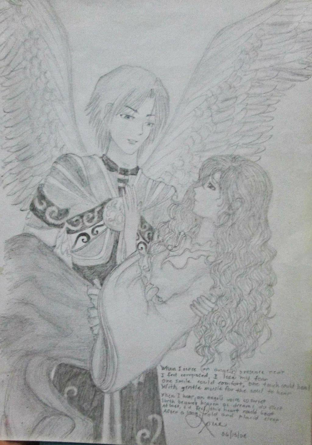 Angel by eirol87