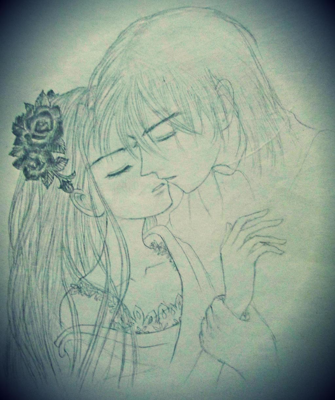 Kiss by eirol87