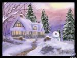 Snowman :3