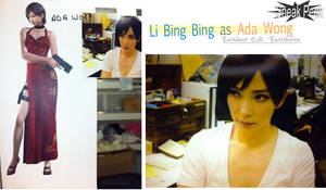 Pic of Bingbing as Ada