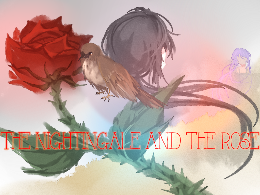 nightingale and the rose Narrative in order to explore in the domain of elaborated complications which oscar wilde designs and constructs in the form of drama, poem, or.
