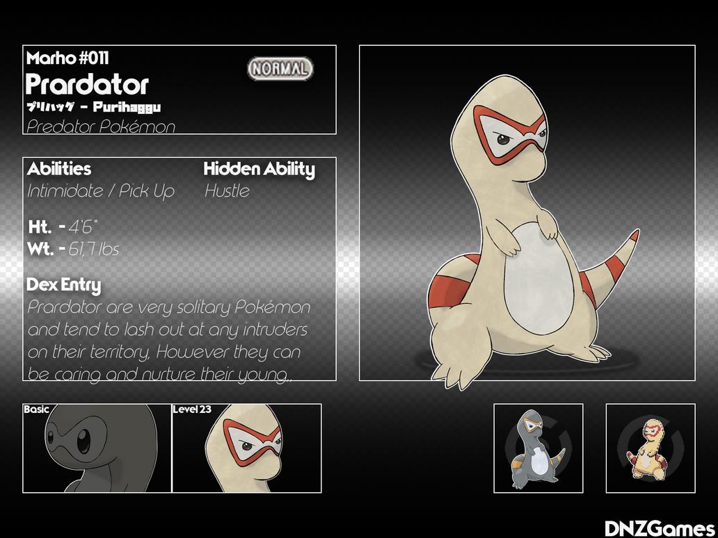 Marho 011 - Prardator by DNZGames