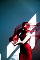 Red II by erikamoen