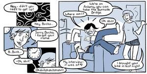 Bucko Comic Launch