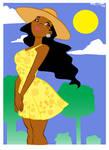Luscious' Summer Sundress