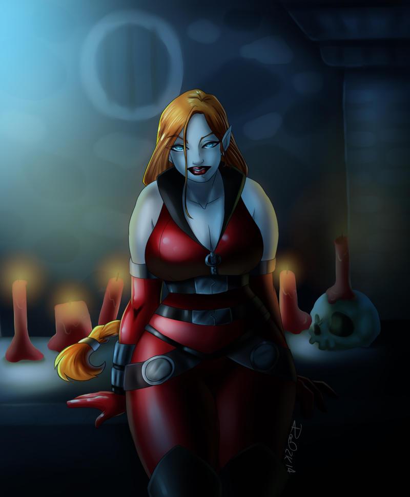 Halloween 2014 by Zelmarr