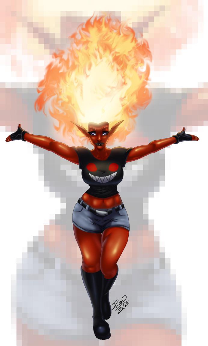 On Fire! by Zelmarr