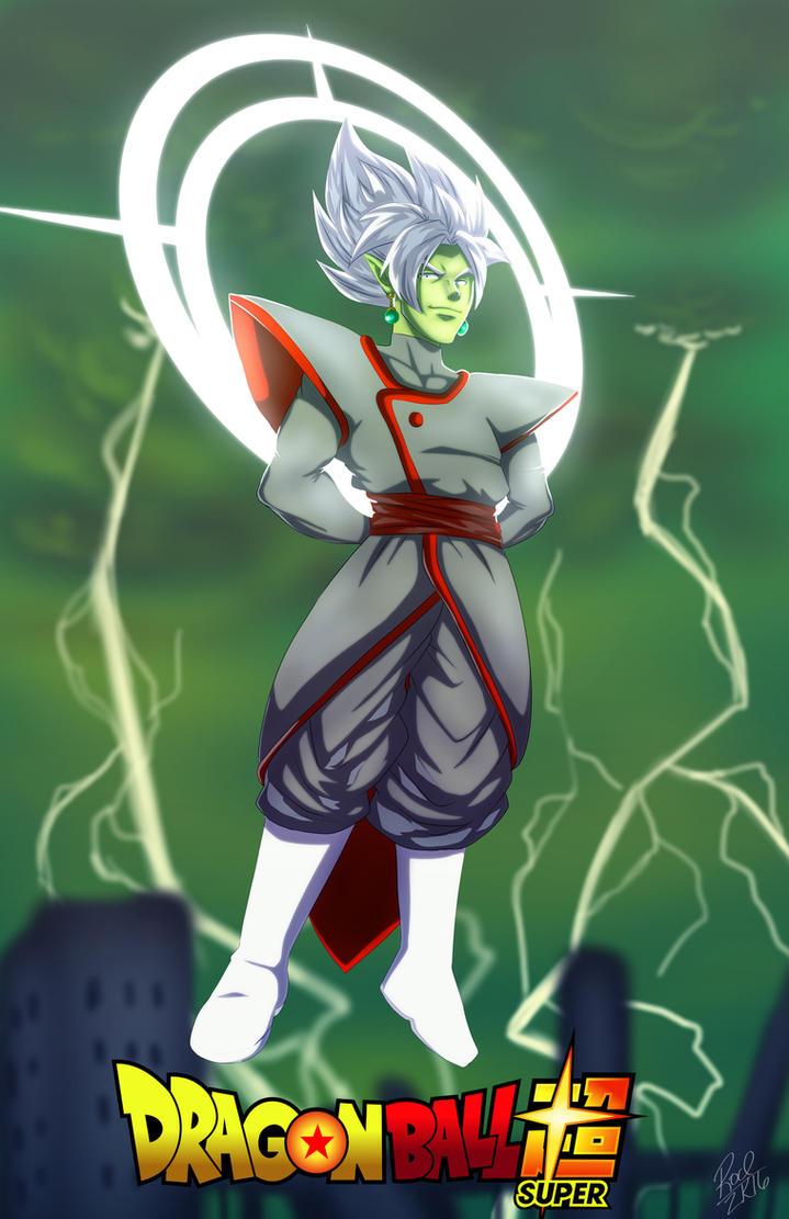 Supreme God Zamasu by Zelmarr