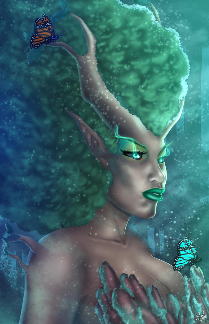 Mother Nature by Zelmarr