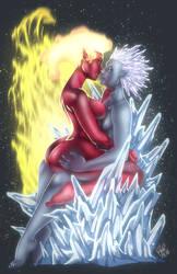 Fire n Ice by Zelmarr