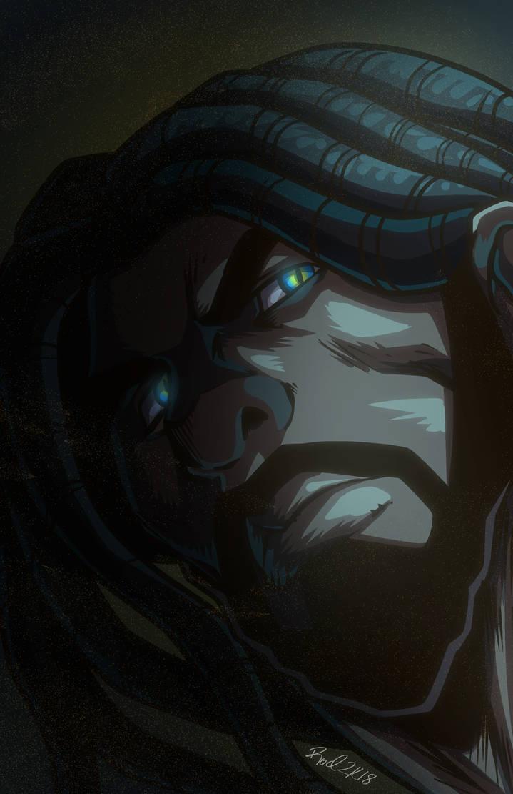 Raze Face 2 by Zelmarr
