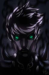 Malshadow Face by Zelmarr
