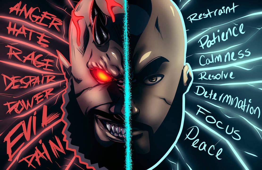 Inner Turmoil teaser3 by Zelmarr