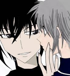 Yuki and Akito: Fear by pieizgud