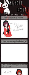 Rabbit Doubt- Intro MEME-AYANO by Just-Anothr-Fan