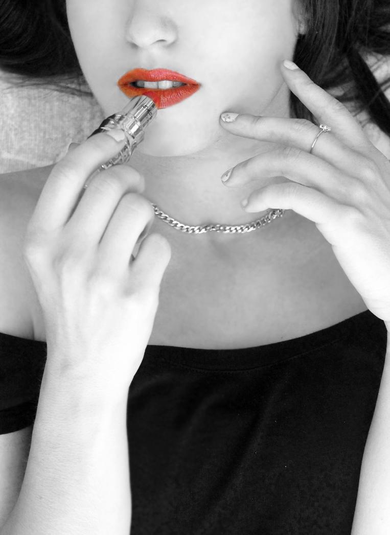 lips by JoshDestroyer